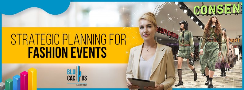 BluCactus - strategic planning for fashion events - title