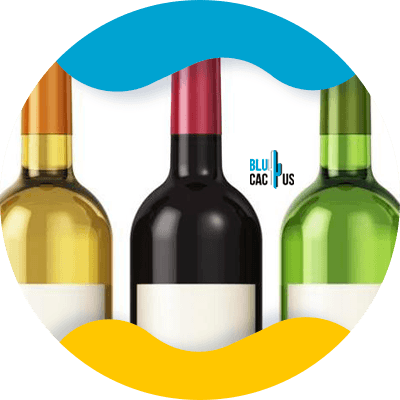 BluCactus - marketing strategies for wine brands - example of wine