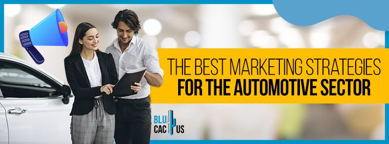 BluCactus - marketing strategies for the automotive sector - title