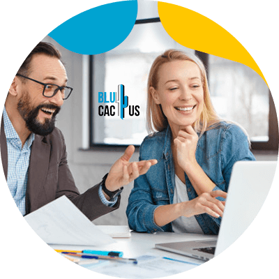 BluCactus - What is Brand Equity - professional people working