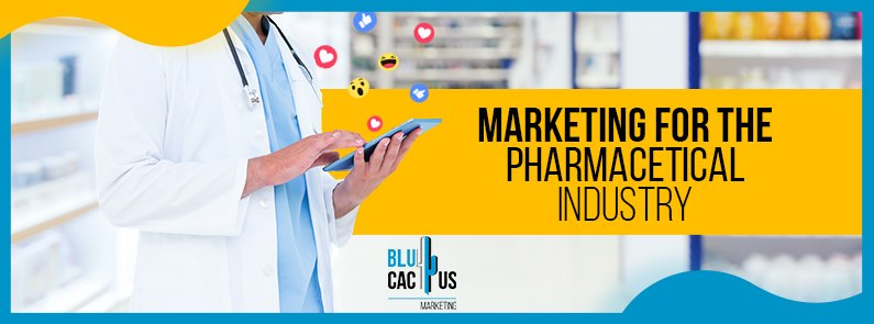 BluCactus - Marketing for the Pharmaceutical industry - title