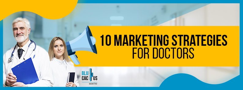 BluCactus - marketing strategies for doctors - title