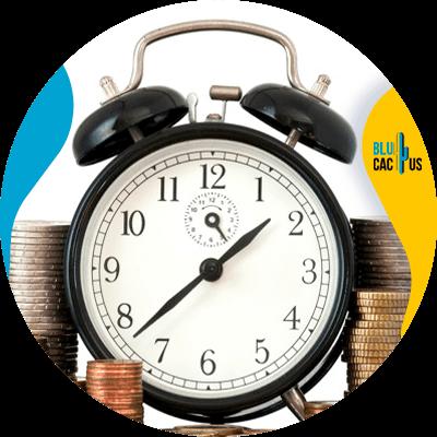 BluCactus - clock