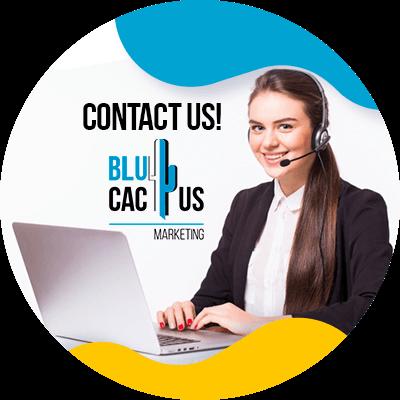BluCactus - Inbound Marketing for finance - contact