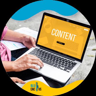 BluCactus -successful website design - person