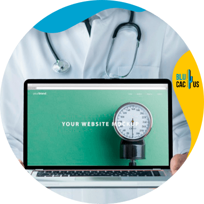 BluCactus - marketing strategies for doctors - profesional doctor