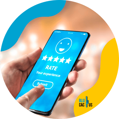 BluCactus - positive reviews - example of a positive review