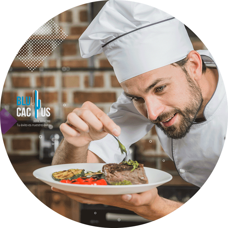 BluCactus - Create a gastronomic offer to enjoy from home.