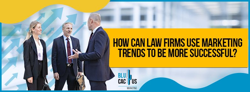 Blucactus - How can law firms use marketing trends to be more successful?