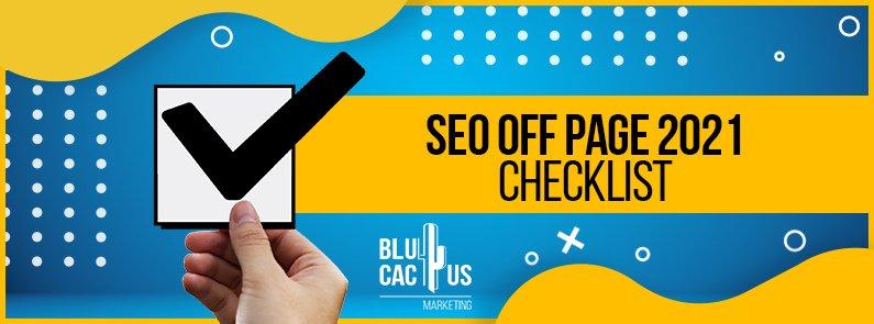 BluCactus -Off-Page SEO Checklist - title