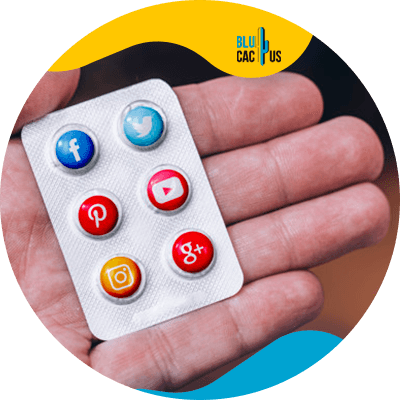 BluCactus - social media pills