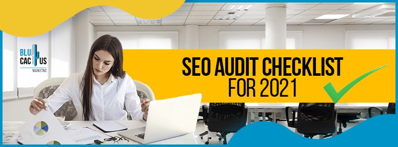 BluCactus - SEO audit checklist - title