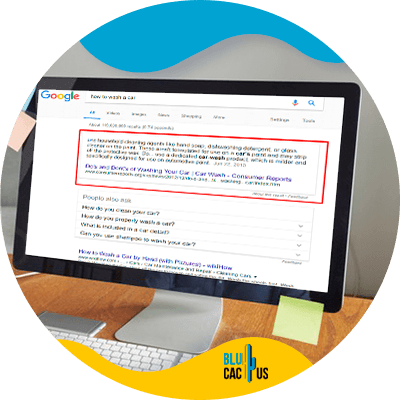 BluCactus - ejemplo de optimización web