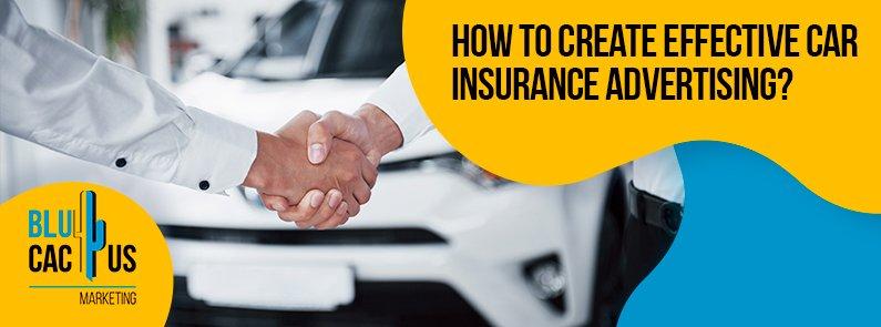 BluCactus - Marketing strategies for car insurers