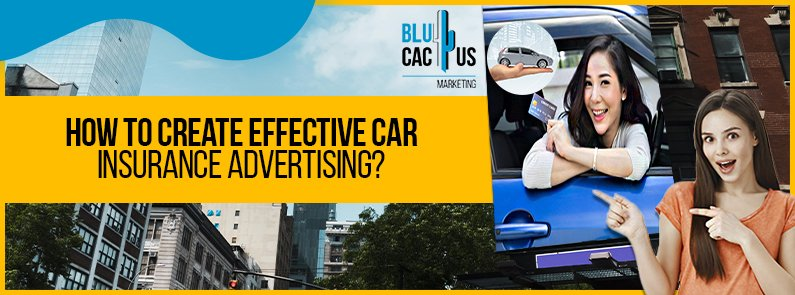 BluCactus - marketing strategies for car insurers - Title