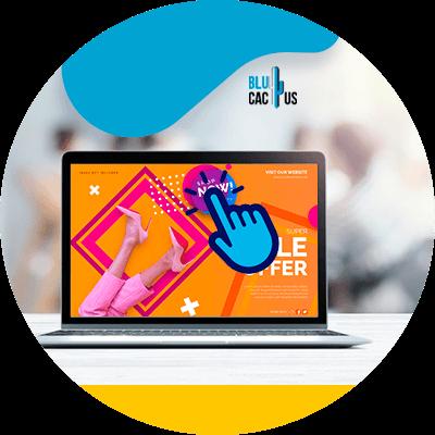 BluCactus - Shoe Marketing Strategies for 2021 - computer