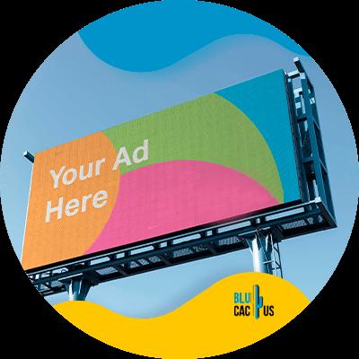 BluCactus - outdoor billboard structure - important data
