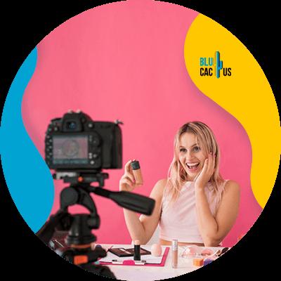 BluCactus - woman working