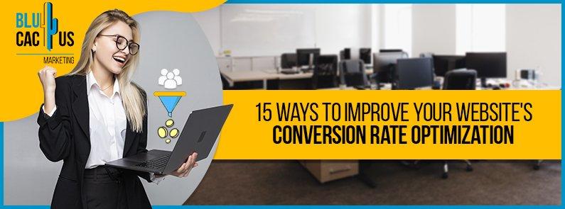BluCactus - conversion rate - title