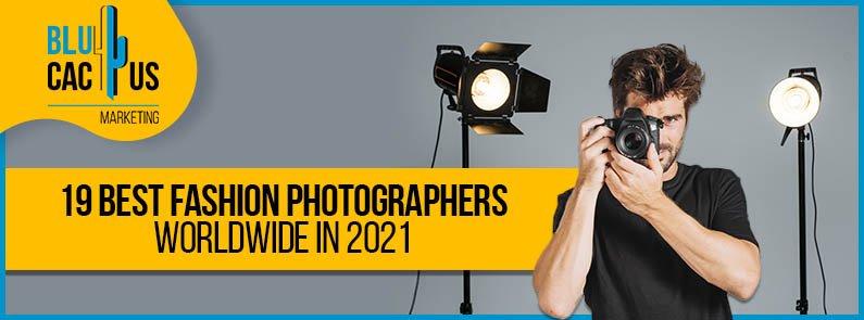 BluCactus - best fashion photographers - title