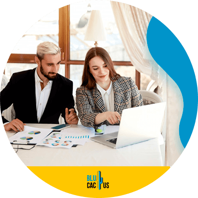 BluCactus - Digital Marketing Strategy - people working