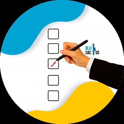 BluCactus - competitor keyword analysis for SEO - list