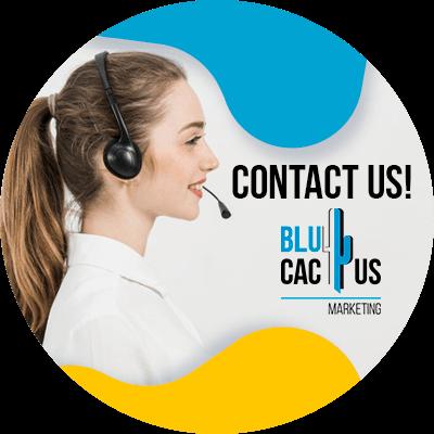 BluCactus - Crash Course in Influencer Marketing - contact us