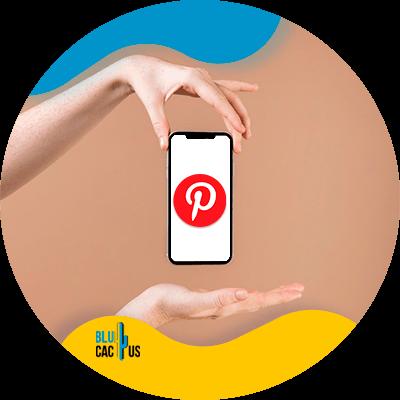 BluCactus - Pinterest Plataform