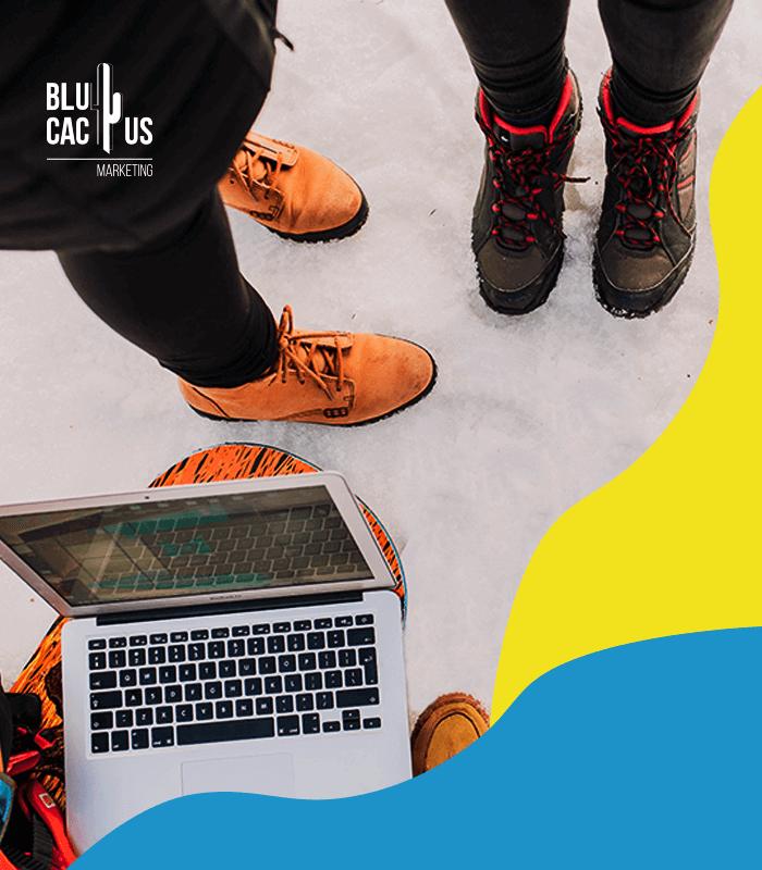BluCactus - Footwear Marketing Agency Web Design