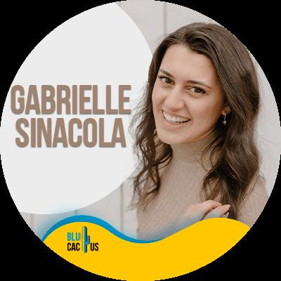 BluCactus - relationship management app - Gabrielle sinacola