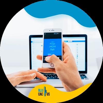 BluCactus - cellphone working