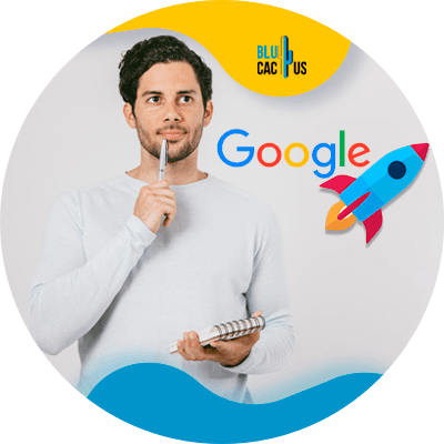 BluCactus - blog post on Google - important data