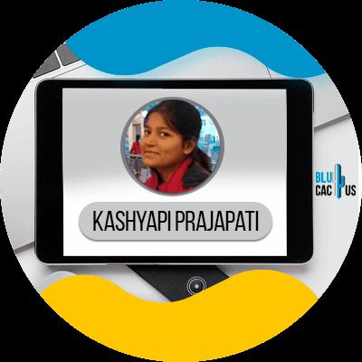 BluCactus - Kashyapi Prajapati