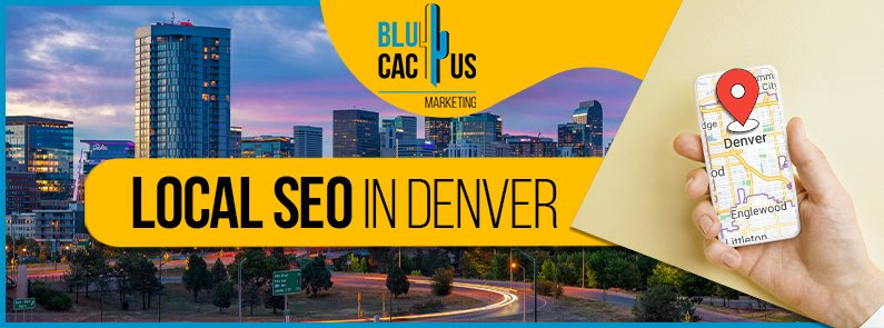BluCactus - SEO in Denver - title