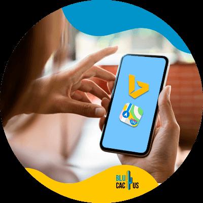 BluCactus - Cellphone