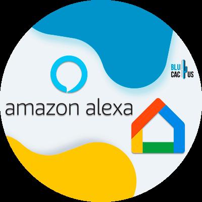 BluCactus - google my business features - Amazon Alexa