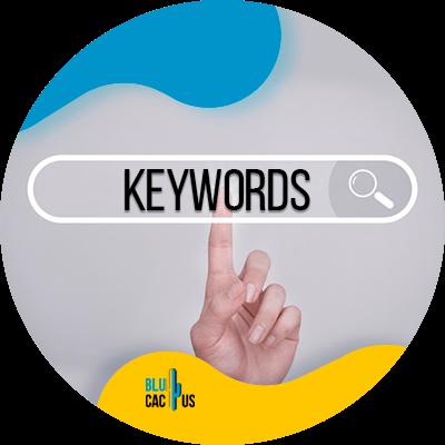 BluCactus - common SEO mistakes - Keywords