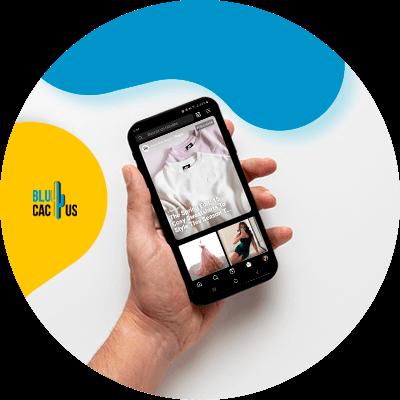 BluCactus - how to set up an instagram shop - important data