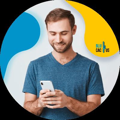 BluCactus - google my business features - men working