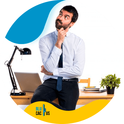 BluCactus - SEO Keywords - men working
