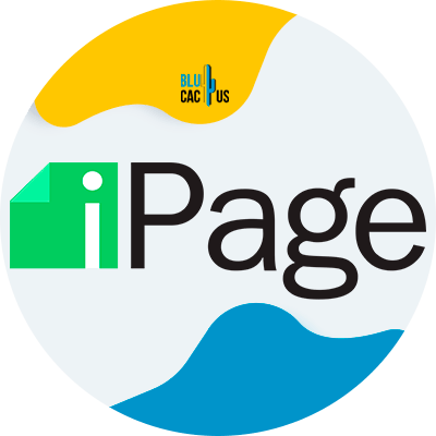 BluCactus - best hosting plan for bloggers - Ipage