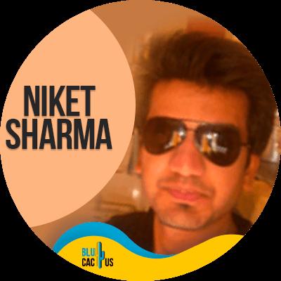 BluCactus - Instagram Expert - Niket Sharma