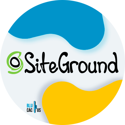 BluCactus - best hosting plan for bloggers - Siteground