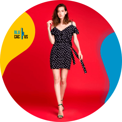 BluCactus - Pose For Fashionable Clothes -