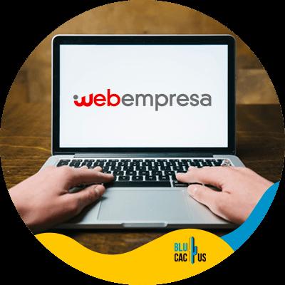 BluCactus - best hosting plan for bloggers - Webempresa