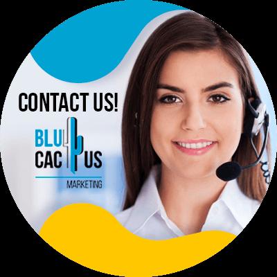 BluCactus - Business Website - person working