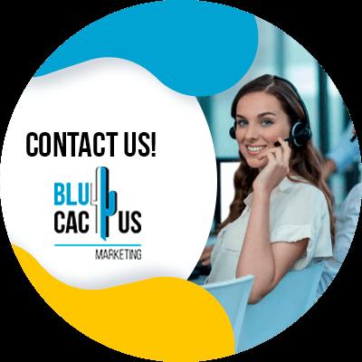 BluCactus - marketing funnel - contact us