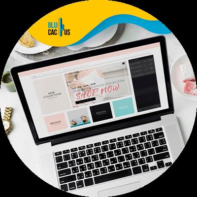 BluCactus - Website Vs. social media -  Important data