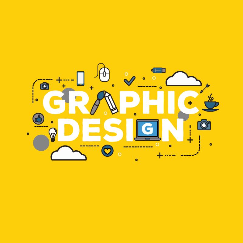 Blucactus - Digital Marketing Agency - Graphic Design