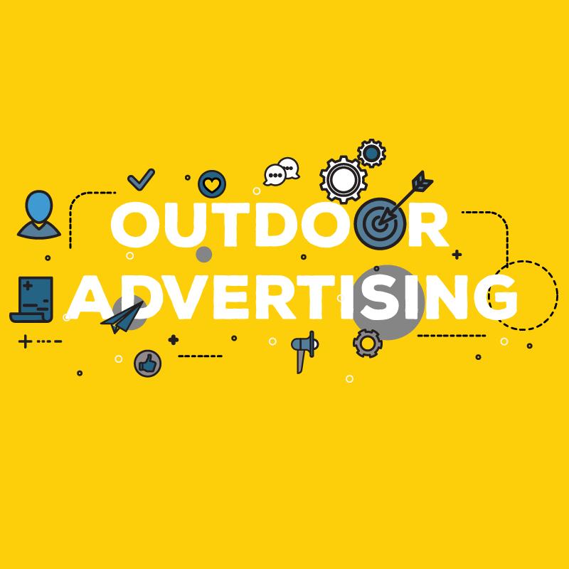 BluCactus - Digital Marketing Agency - Outdoor Advertising
